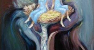 """Violetos Latvytės tapybos paroda """"Rojaus sodai"""""""