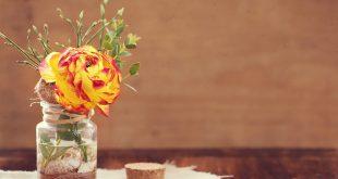 gėlės-